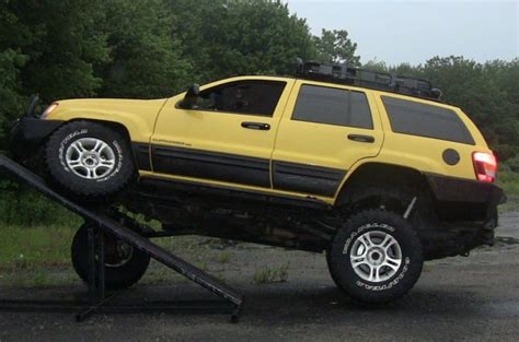 Wj Jeep Lift Kit Clayton Road 3206020 6 5 Arm Lift Kit Suspension