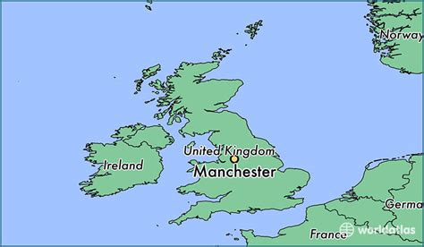 map uk manchester where is manchester manchester map