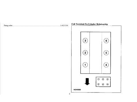 2001 ford explorer sport trac 6 cyl spark wiring diagram