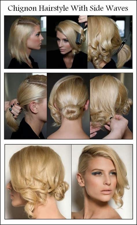 Super Cute Step By Step Hairstyles