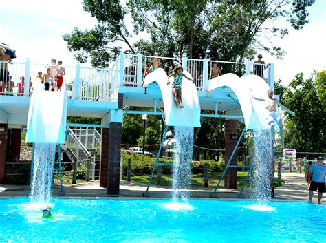 Garden City Pool Hours by Swimming Pools Aquatics City Of Sioux Falls