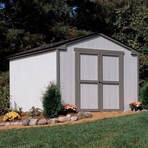 Contemporary Storage Shed Handy Home Cumberland Storage Shed 10 X 8 Ft