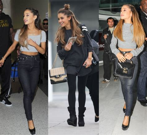 what is ariana grandes style ariana grande celebrity looks and style must see