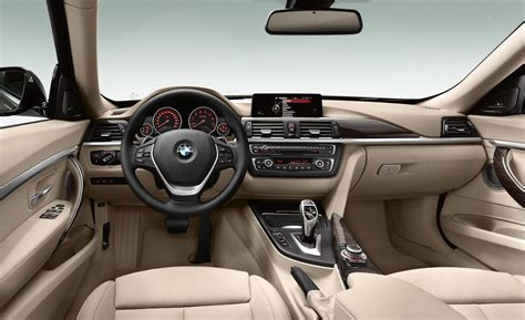 3 Series Interior by Car And Driver
