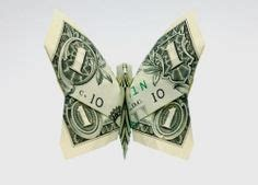 Shaped Dollar Bill Origami - paper on money origami dollar bills and