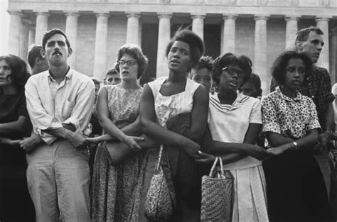 Grey Meets With Activists by 10 Inspiring Photos Of Unity From The Civil Rights