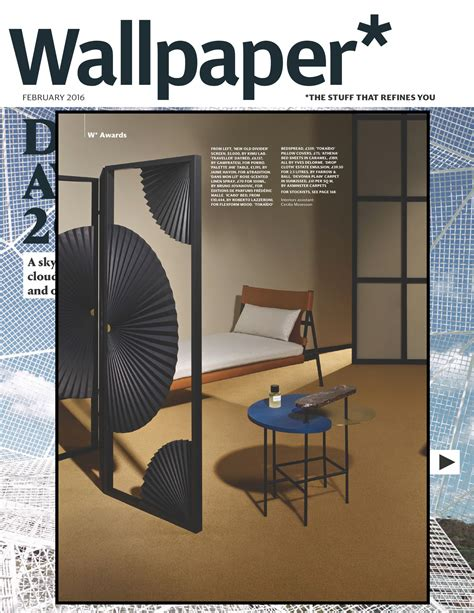 wallpaper magazine coffee table wallpaper palette table collection by jaime hayon suite