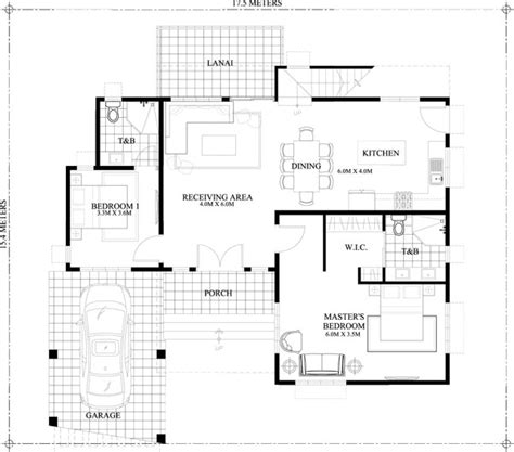 find floor plans for my house 2018 5 elegantly simple two storey house with floor plans bahay ofw