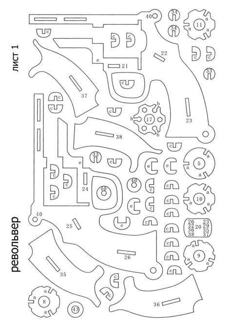 Puzzle Kayu 3d Plane Model B 17 best images about 3d models on deer
