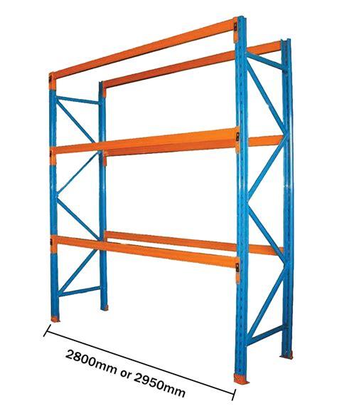 Phlet Rack by Used Pallet Racking 8 Pallet Storage Absoe