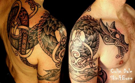 nordic dragon tattoo designs 1000 images about designs on norse