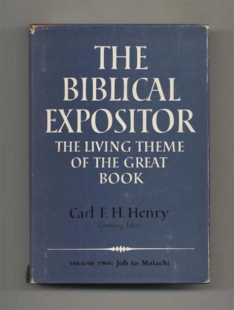 major themes book of job the biblical expositor the living theme of the great book