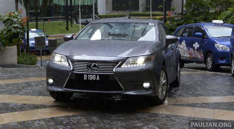 lexus es 250 2013 driven 2013 lexus es 250 and 300h sled image 219455