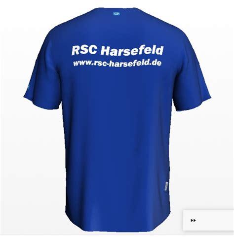 T Shirt Tshirt Rsch rsch t shirt hinten text rsc harsefeld