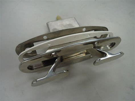 find 1 stainless steel 8 quot pop up gem boat cleat pull - Gem Boat Cleats