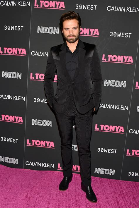 Just Call It The Miss Independent Awards by Margot Robbie And Sebastian Stan At The Quot I Tonya Quot New