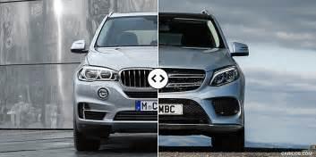 bmw x5 vs mercedes gle