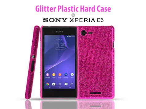 Hardcase Spigen Sony Xperia E3 sony xperia e3 glitter plactic