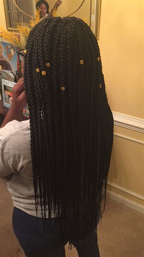 med box braids medium box braids by soexquisitebraids box braids