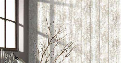 tapisserie imitation bois papier peint trompe l oeil par leroy merlin