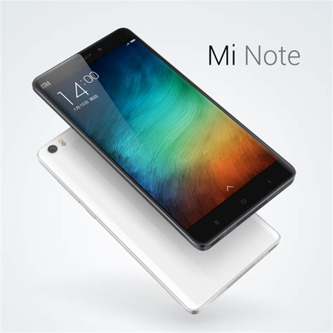 Mi Note xiaomi mi note and mi note pro officially announced