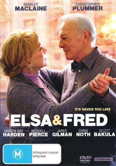 film online elsa si fred elsa and fred new dvd r4 9317731107931 ebay