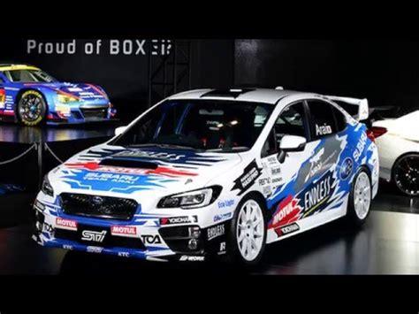 Subaru Rallycross by 2017 Subaru Wrx Sti Rallycross Car
