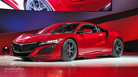 acura supercar acura releases new tech details about the 2016 nsx