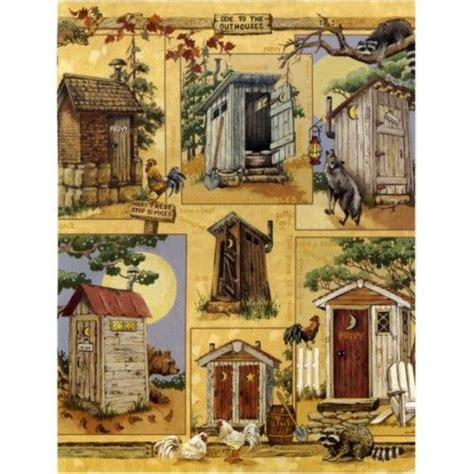 outhouse curtains blonder home ode to the outhouse anita phillips fabric