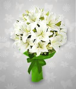 Lily Easter Flower - white lilies images amp pictures becuo