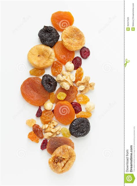 Fruits Kismis Apricot Cranberry Blueberry Raisin Murah mixed dried fruits and nuts stock photo image 35247520