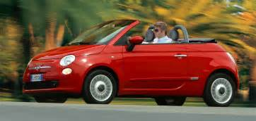 Fiat 500 Cabrio Automatic Fiat 500 Cabrio Technical Details History Photos On