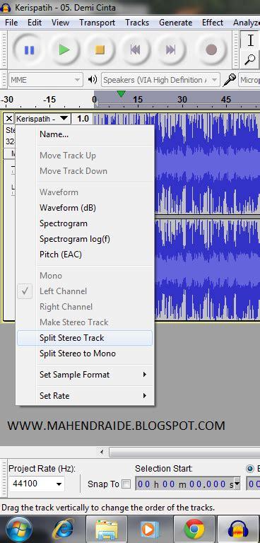 membuat database lagu karaoke mahendraide membuat minus one dari lagu mp3