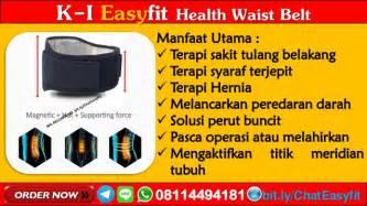 Sakit Pinggang Kiri Belakang Easyfit Health Waist Belt wa 08114494181 obat sakit pinggang easyfit health waist belt