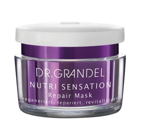 Sensation Detox Mask by Dr Grandel Repair Mask Mask Regenerates Repairs