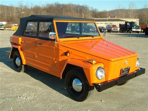 1974 volkswagen thing 1974 volkswagen thing pictures cargurus