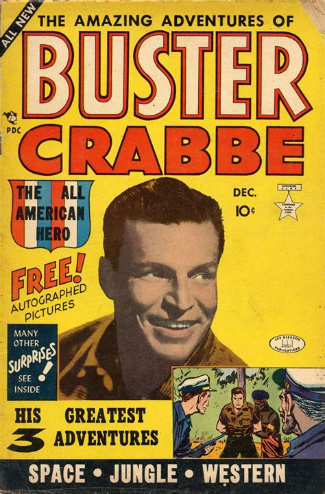 the amazing adventures of a midwestern books the amazing adventures of buster crabbe 1