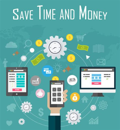 save time and money with these creative birthday party 5 save time and money 5 reasons why you need a website