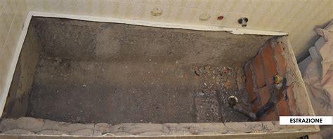 vecchia vasca da bagno sostituzione vasca da bagno e piatti doccia senza danni