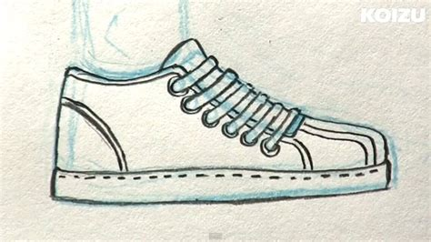 how to draw a running shoe step by step how to draw shoes