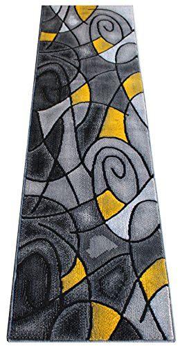 Yellow And Grey Runner Rug Yellow Rug Runner Rugs Ideas