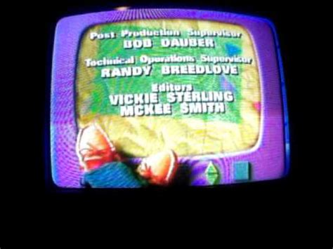 2001 ending song barney friends 1997 2001 end credits