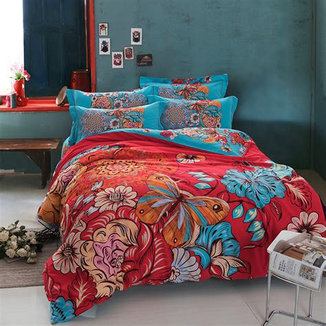 sheets brands bohemia boho designer brand bedding comforter bedroom bed