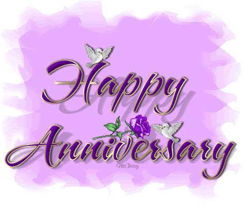 Happy Wedding Anniversary Animated Gif by Happy Anniversary Gifs Search Happy Anniversary