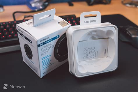 samsung charger samsung fast charge wireless charging stand review neowin