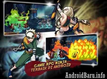 daftar 5 game naruto android terbaik yang terbaru paling keren