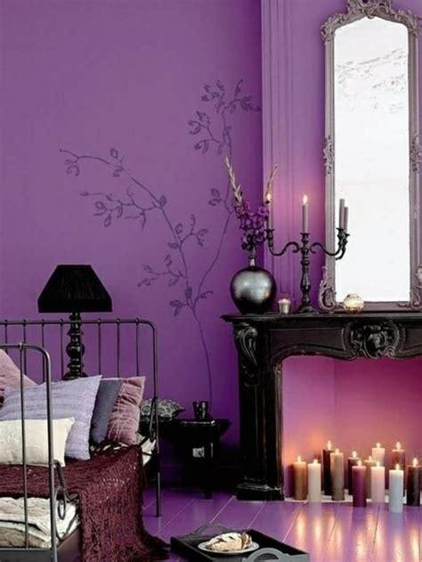 Plum Colored Bedroom Ideas interior design ideas the violet color in the interior
