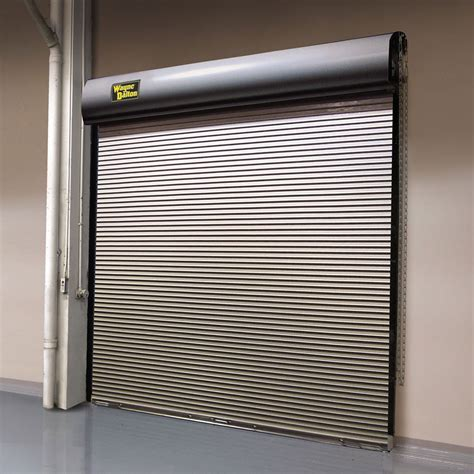 Roll Up Door Vs Overhead Door Garage Doors Garage Door Openers Commercial