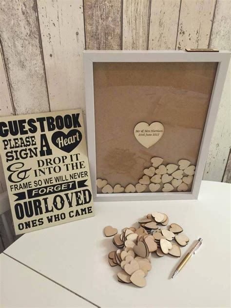 picture frame guest book ideas 81 best guest book ideas images on wedding