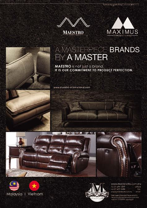 master sofa industries master sofa industries sdn bhd co no 240237 u